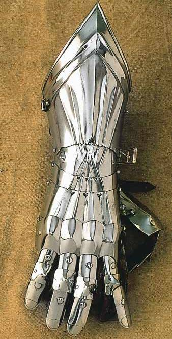 Used Clothing Wholesale >> Gallery » Gothic Gauntlets • King of Swords – The largest ...